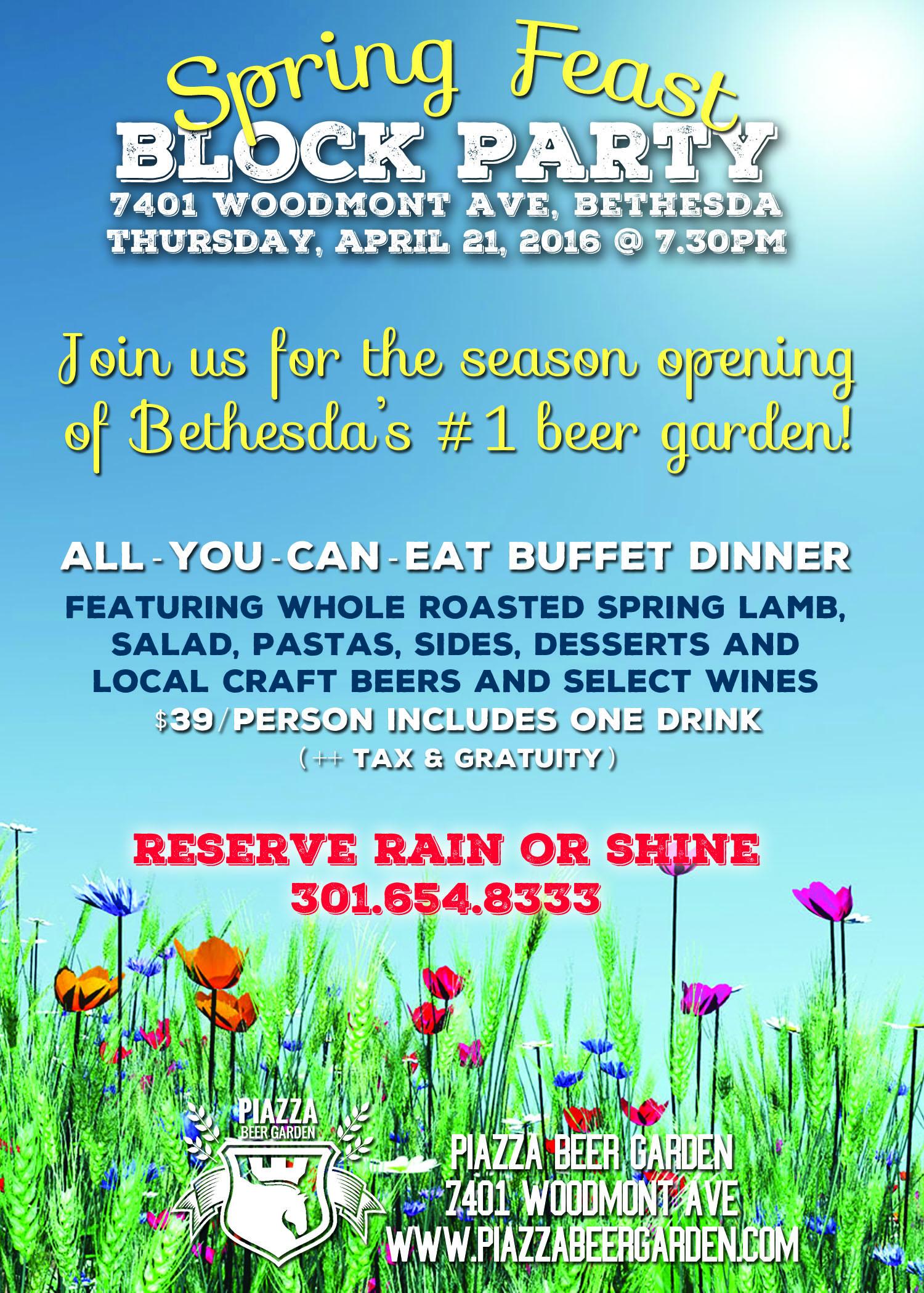 Spring Feast
